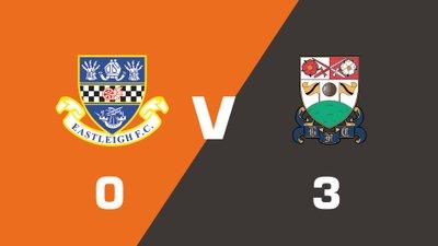 Highlights: Eastleigh vs Barnet