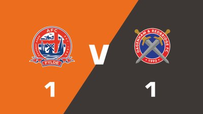 Highlights: AFC Fylde vs Dagenham & Redbridge