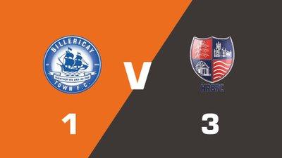 Highlights: Billericay Town vs Hampton & Richmond Borough