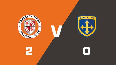 Highlights: Brackley Town vs Guiseley