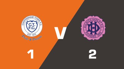 Highlights: Chippenham Town vs Dulwich Hamlet