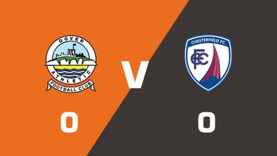 Highlights: Dover Athletic vs Chesterfield