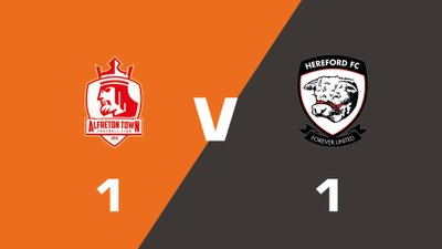 Highlights: Alfreton Town vs Hereford