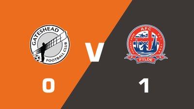 Highlights: Gateshead vs AFC Fylde