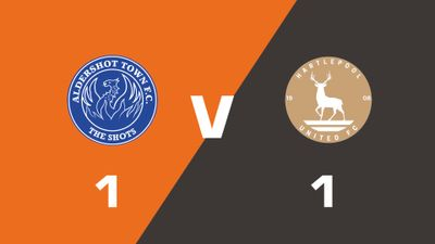 Highlights: Aldershot Town vs Hartlepool United