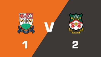 Highlights: Barnet vs Wrexham