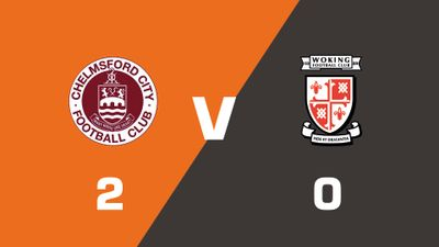 Highlights: Chelmsford City vs Woking