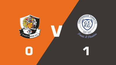 Highlights: Dartford vs Chippenham Town