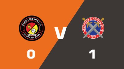 Highlights: Ebbsfleet United vs Dagenham & Redbridge