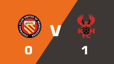 Highlights: FC United Of Manchester vs Kidderminster Harriers
