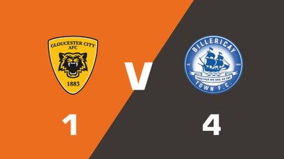 Highlights: Gloucester City vs Billericay Town
