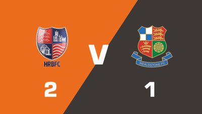 Highlights: Hampton & Richmond Borough vs Wealdstone