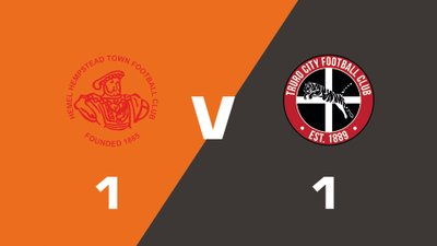 Highlights: Hemel Hempstead Town vs Truro City