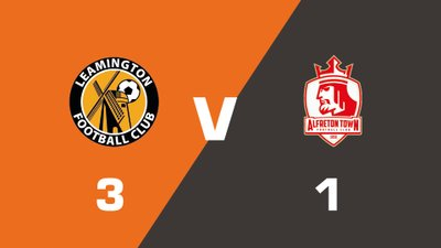 Highlights: Leamington vs Alfreton Town