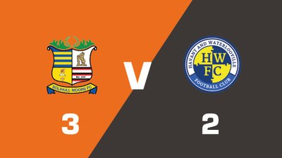 Highlights: Solihull Moors vs Havant & Waterlooville