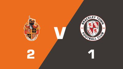 Highlights: Spennymoor Town vs Brackley Town
