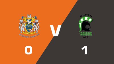 Highlights: Stockport County vs Blyth Spartans