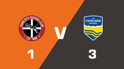 Highlights: Truro City vs Concord Rangers
