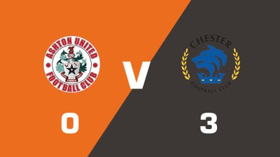 Highlights: Ashton United vs Chester