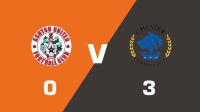 Highlights: Ashton United vs Chester