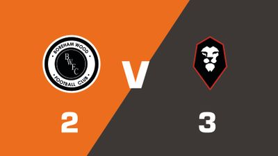 Highlights: Boreham Wood vs Salford City