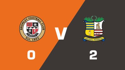 Highlights: Bromley vs Solihull Moors