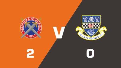 Highlights: Dagenham & Redbridge vs Eastleigh