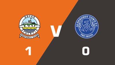 Highlights: Dover Athletic vs Aldershot Town