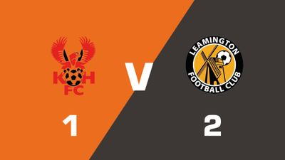 Highlights: Kidderminster Harriers vs Leamington