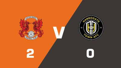 Highlights: Leyton Orient vs Harrogate Town
