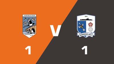 Highlights: Maidenhead United vs Barrow