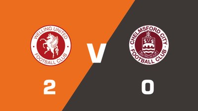 Highlights: Welling United vs Chelmsford City