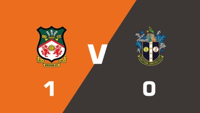 Highlights: Wrexham vs Sutton United