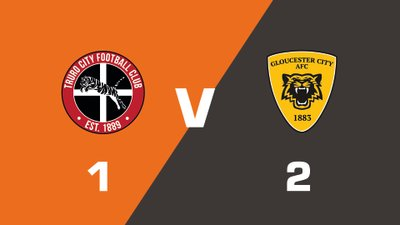 Highlights: Truro City vs Gloucester City
