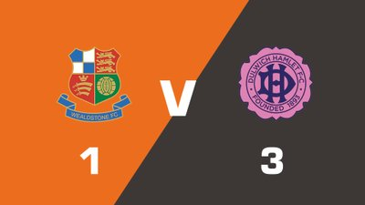 Highlights: Wealdstone vs Dulwich Hamlet