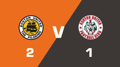 Highlights: Boston United vs Ashton United