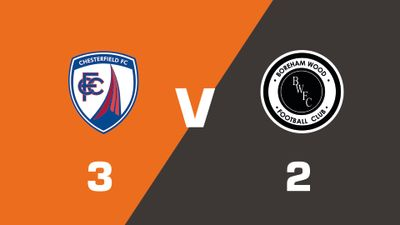 Highlights: Chesterfield vs Boreham Wood