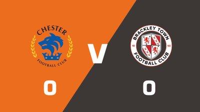 Highlights: Chester vs Brackley Town