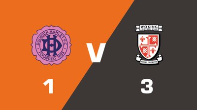 Highlights: Dulwich Hamlet vs Woking