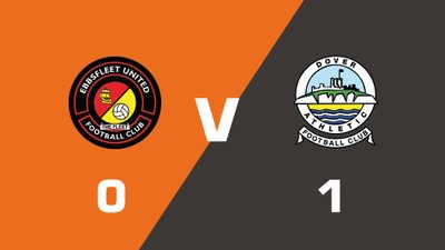 Highlights: Ebbsfleet United vs Dover Athletic