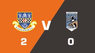 Highlights: Eastleigh vs Maidenhead United