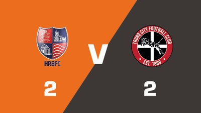 Highlights: Hampton & Richmond Borough vs Truro City