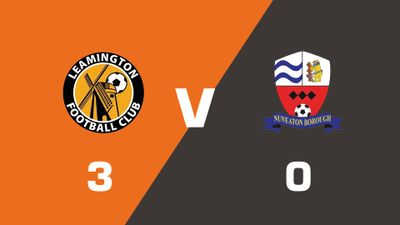 Highlights: Leamington vs Nuneaton Borough