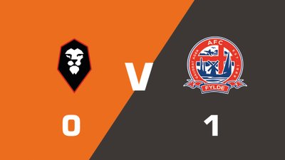 Highlights: Salford City vs AFC Fylde