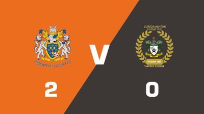 Highlights: Stockport County vs Curzon Ashton