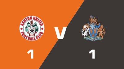 Highlights: Ashton United vs Altrincham