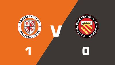 Highlights: Brackley Town vs FC United Of Manchester