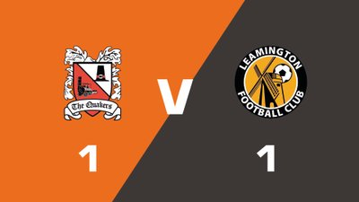 Highlights: Darlington vs Leamington