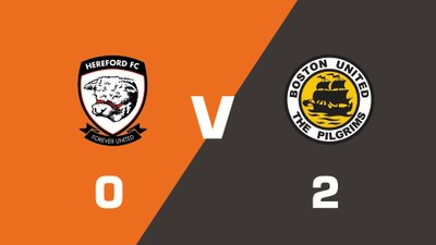 Highlights: Hereford vs Boston United