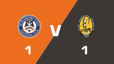 Highlights: Hungerford Town vs East Thurrock United